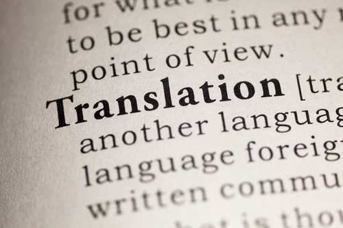 Translation service Stoke-on-Trent